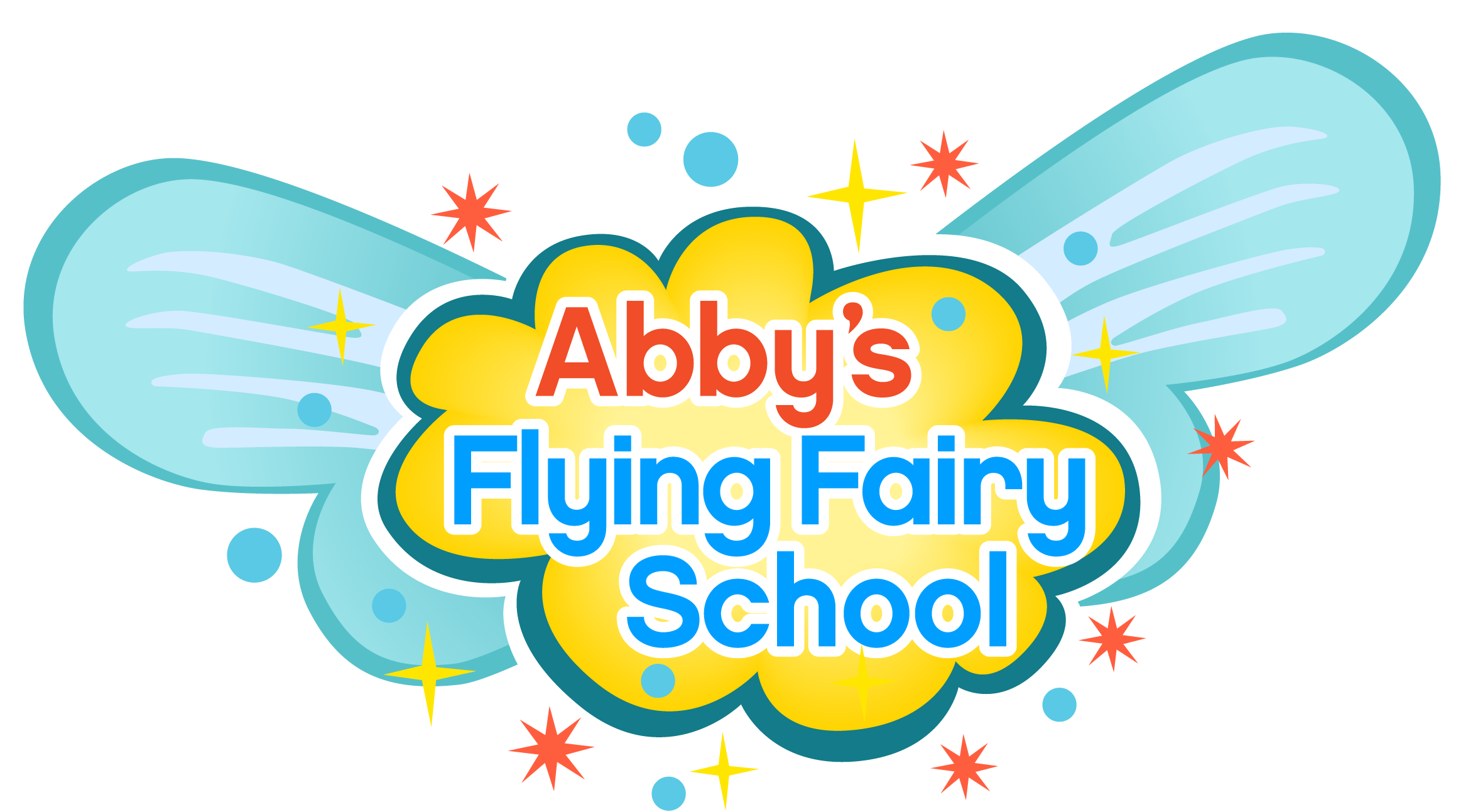 Abby's Flying Fairy School (logo)